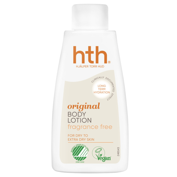 HTH original body lotion oparfymerad 50 ml