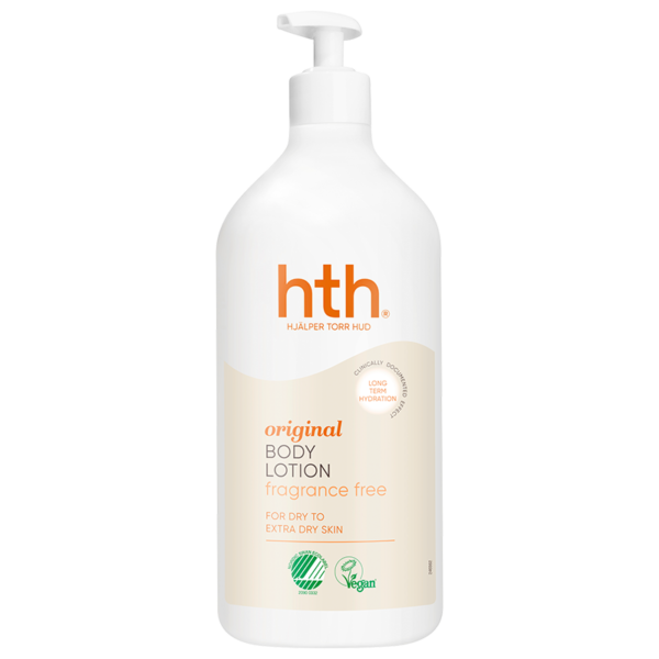 hth original body lotion 400 ml
